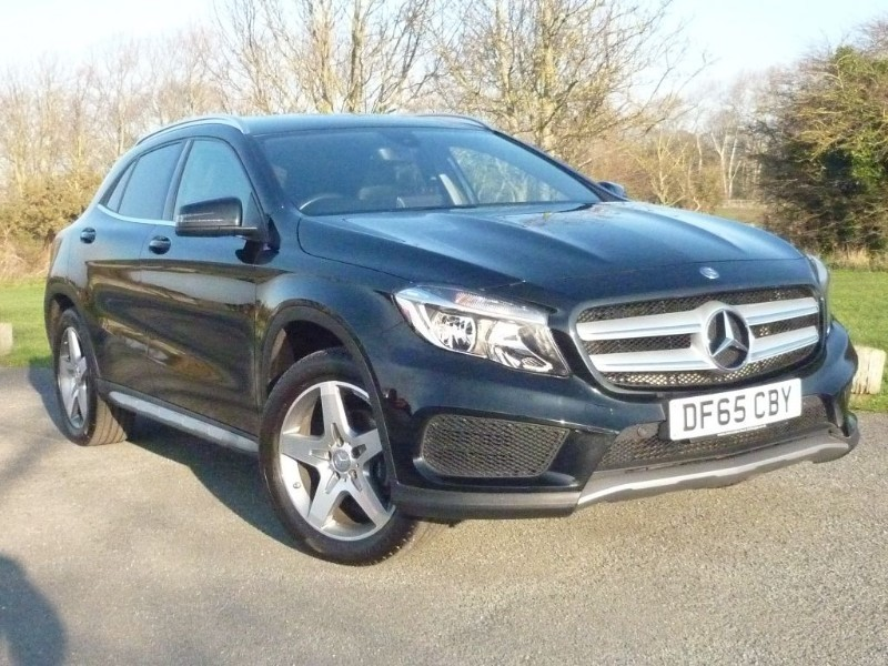 used Mercedes GLA200 AMG LINE [NAV] in wirral-cheshire