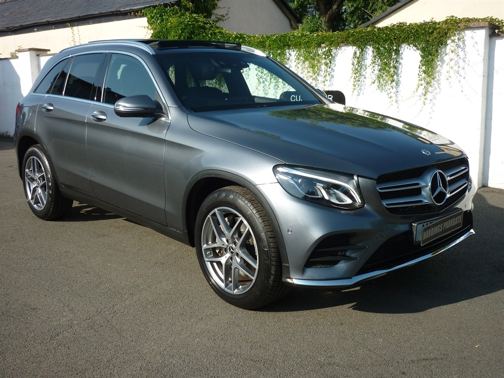 used Mercedes GLC220d GLC  D 4MATIC AMG LINE PREMIUM [PANORAMIC] AUTO used cars in wirral-cheshire