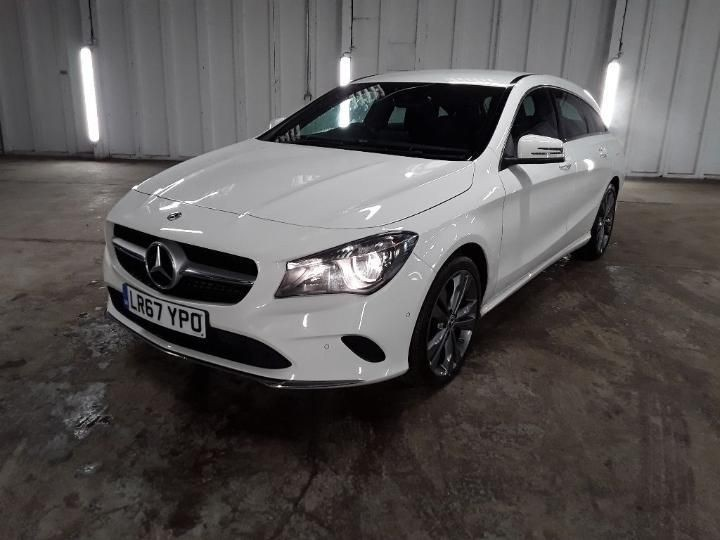 used Mercedes CLA 220 CDI CLA 220 D SPORT AUTO ESTATE [COMMAND] [NAV] used cars in wirral-cheshire