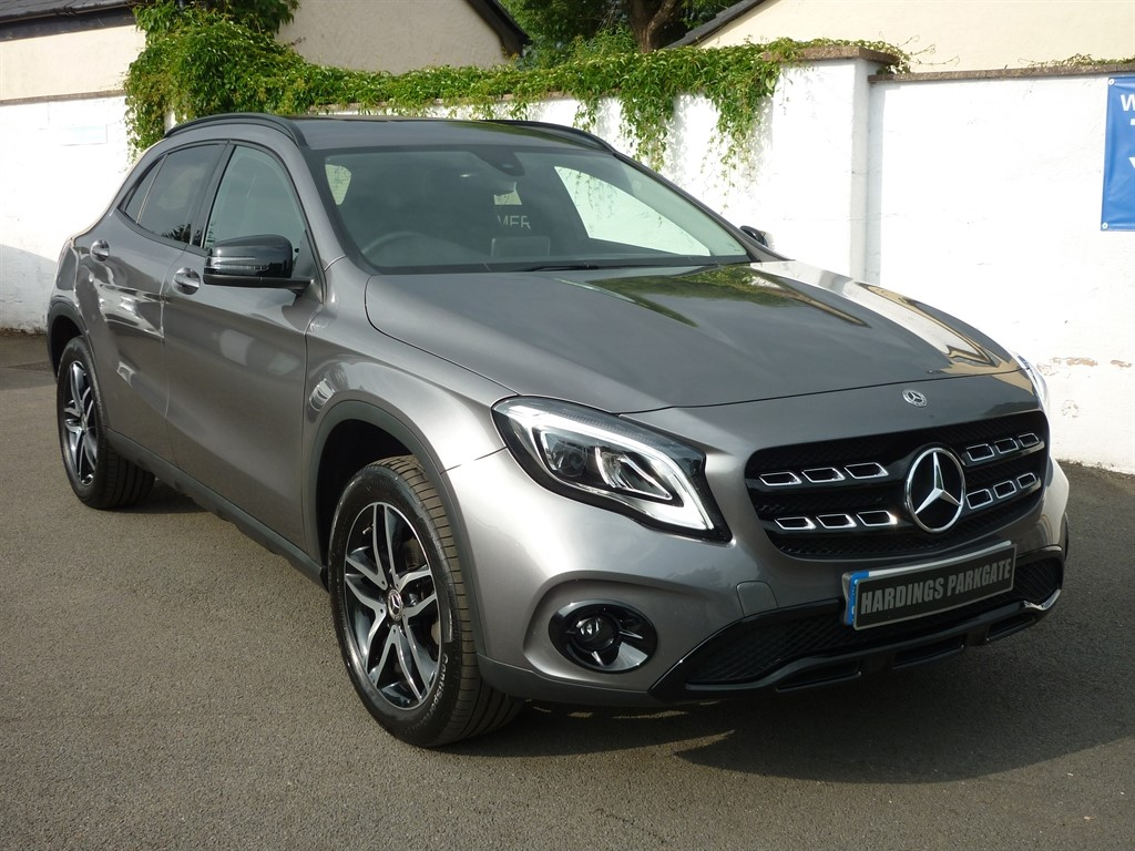 used Mercedes GLA180 GLA 180 URBAN EDITION AUTO [NAV] used cars in wirral-cheshire