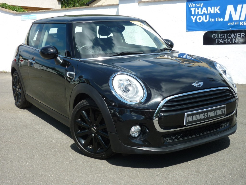 used MINI Cooper COOPER AUTO [CHILI PACK] + AA WARRANTY used cars in wirral-cheshire