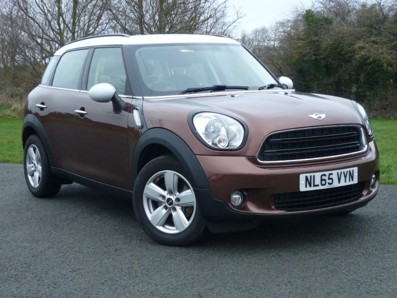 used MINI Countryman COOPER in wirral-cheshire