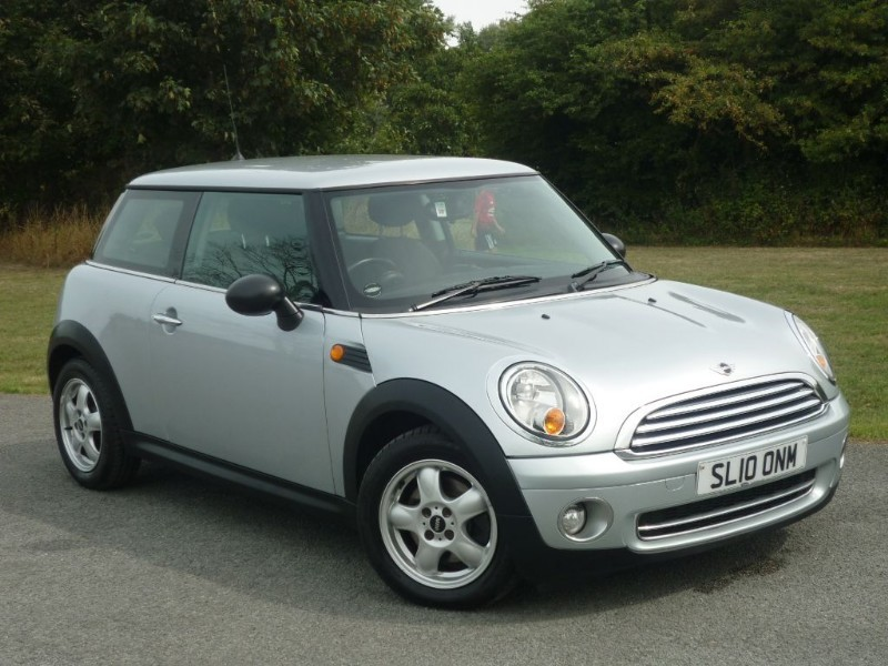 used MINI Hatch ONE in wirral-cheshire