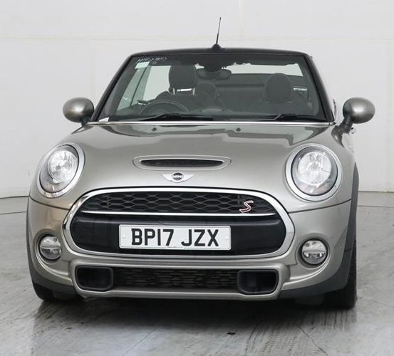 used MINI Convertible COOPER S in wirral-cheshire
