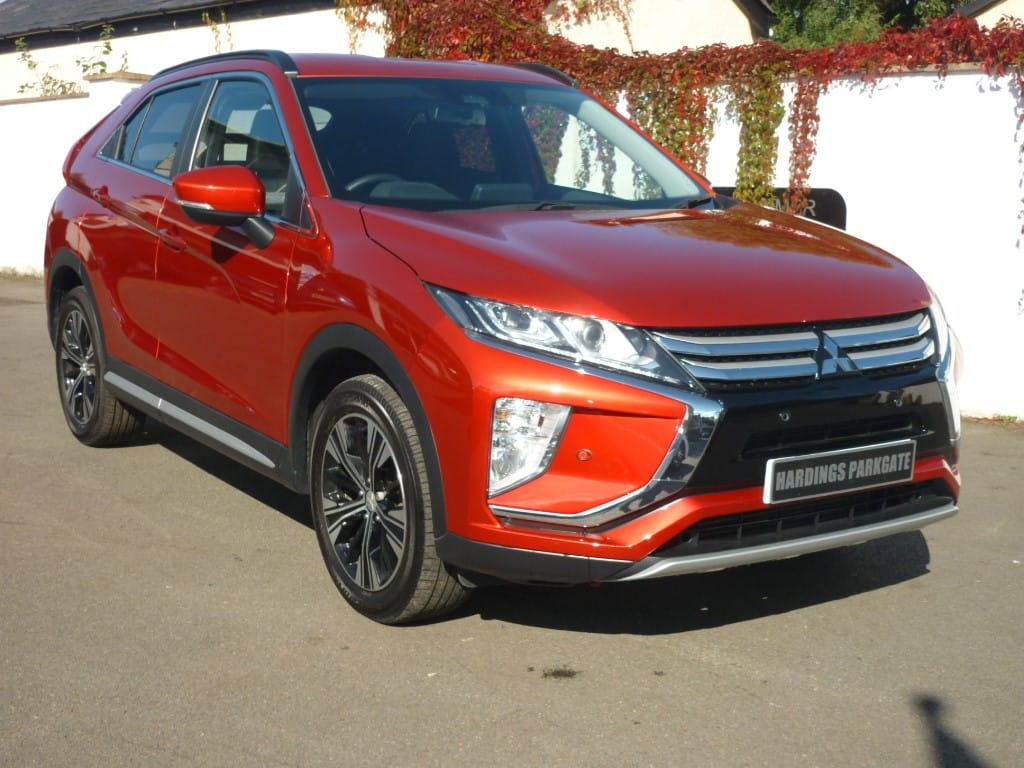 used Mitsubishi Eclipse 3 Cross Auto 2 YEARS FREE SERVICING* used cars in wirral-cheshire