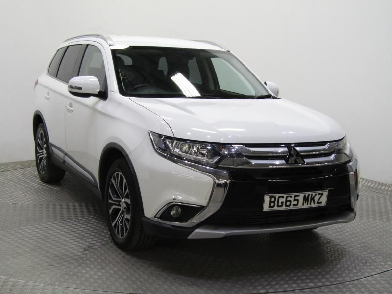 used Mitsubishi Outlander DI-D GX 3 in wirral-cheshire