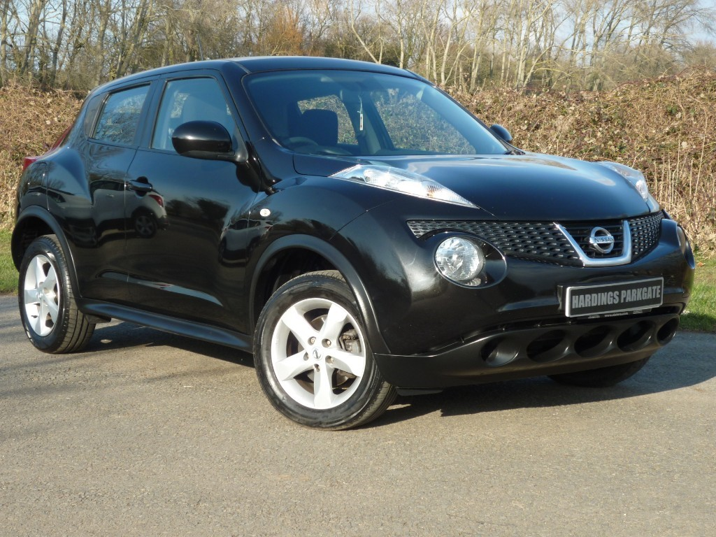 used Nissan Juke VISIA WITH 2 YEAR FREE SERVICING* in wirral-cheshire