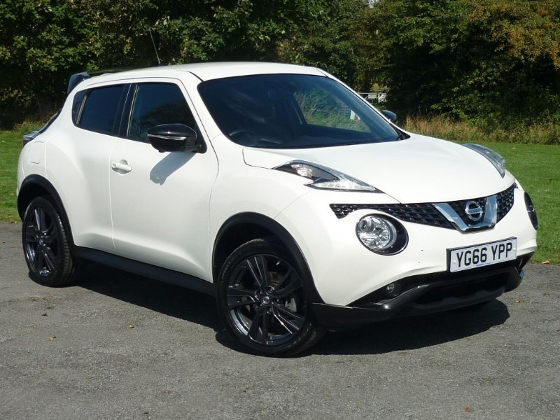 used Nissan Juke TEKNA DCI EXTERIOR+ PACK WITH 1 YEAR AA MEMBERSHIP** in wirral-cheshire