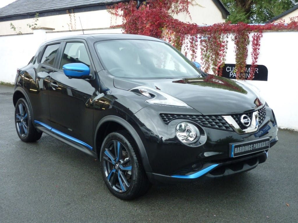 used Nissan Juke TEKNA EXTERIOR + PACK used cars in wirral-cheshire
