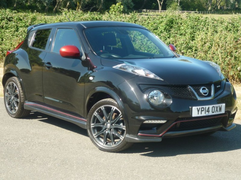 used Nissan Juke NISMO DIG-T 4WD AUTO WITH 1 YEAR FREE AA MEMBERSHIP** in wirral-cheshire