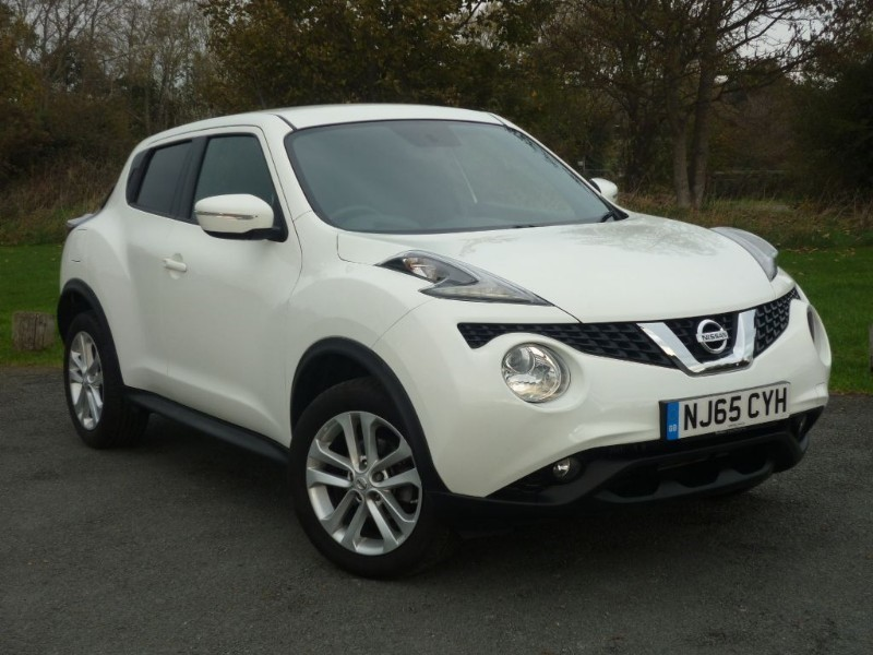 used Nissan Juke ACENTA PREMIUM DIG-T in wirral-cheshire