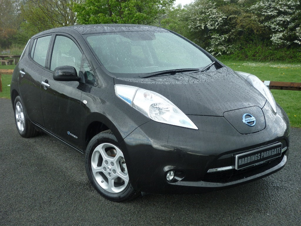 used Nissan Leaf ACENTA AUTO in wirral-cheshire