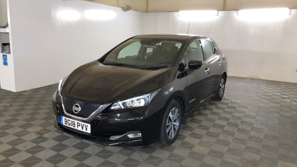 used Nissan Leaf 110Kw ACENTA 40Kwh used cars in wirral-cheshire
