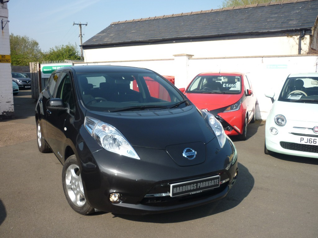 used Nissan Leaf ACENTA in wirral-cheshire