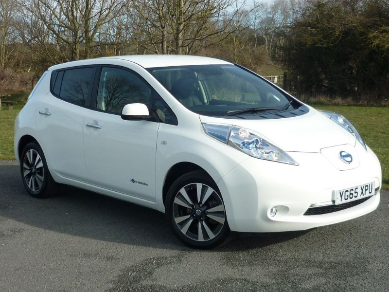 used Nissan Leaf TEKNA FREE HOME CHARGING POINT*  in wirral-cheshire