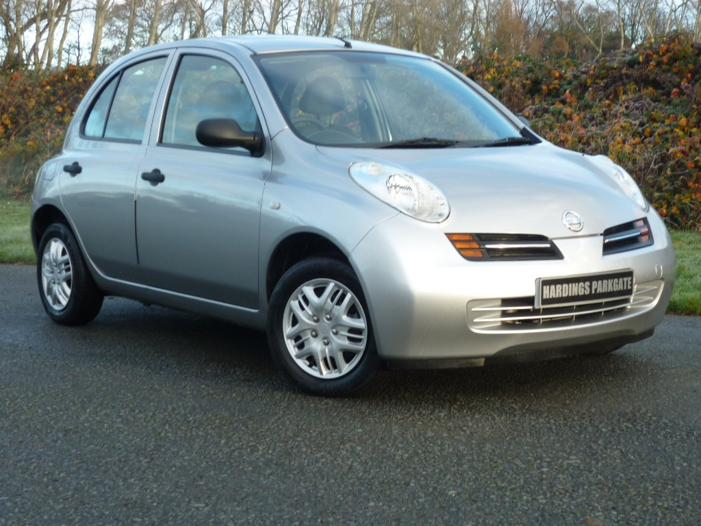 used Nissan Micra S AUTO in wirral-cheshire