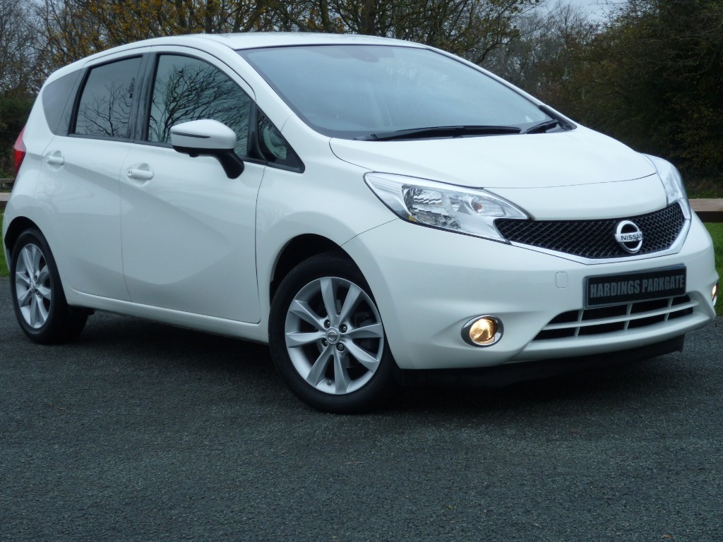 used Nissan Note TEKNA DIG-S AUTO in wirral-cheshire