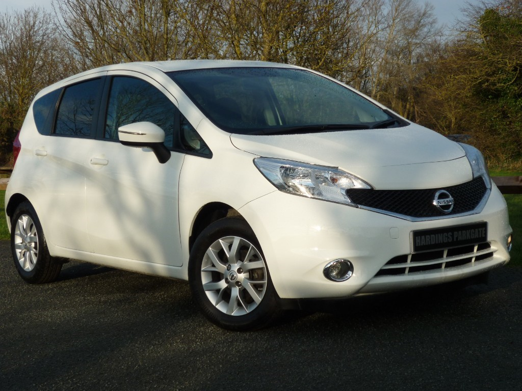 used Nissan Note ACENTA + AA WARRANTY used cars in wirral-cheshire