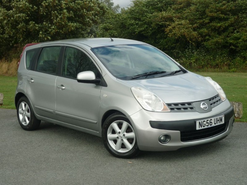 used Nissan Note SE DCI in wirral-cheshire
