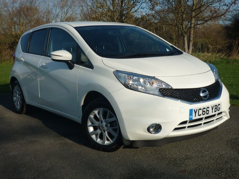 used Nissan Note ACENTA in wirral-cheshire