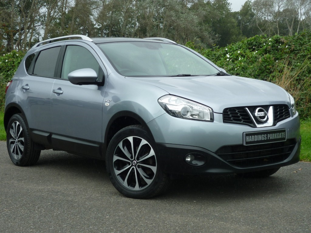 used Nissan Qashqai DCI N-TEC PLUS in wirral-cheshire