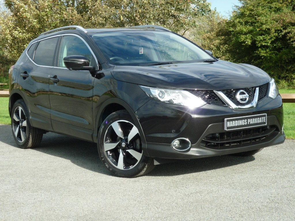 used Nissan Qashqai N-CONNECTA DCI in wirral-cheshire