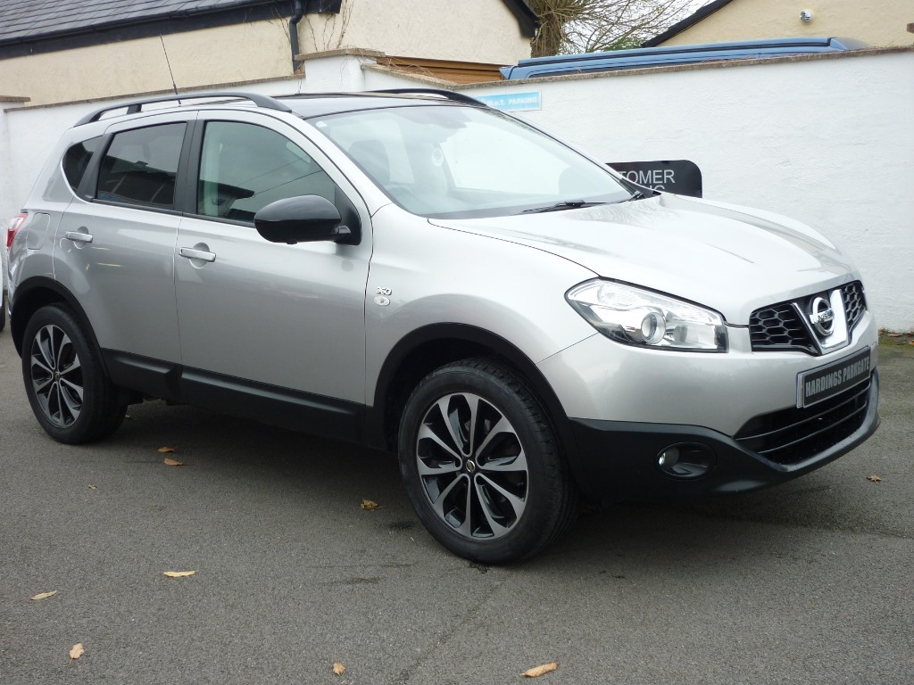 used Nissan Qashqai 360 WITH 2 YEARS FREE SERVICING* used cars in wirral-cheshire