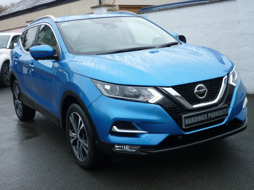 used Nissan Qashqai N-CONNECTA DCI WITH 2 YEARS FREE SERVICING* used cars in wirral-cheshire