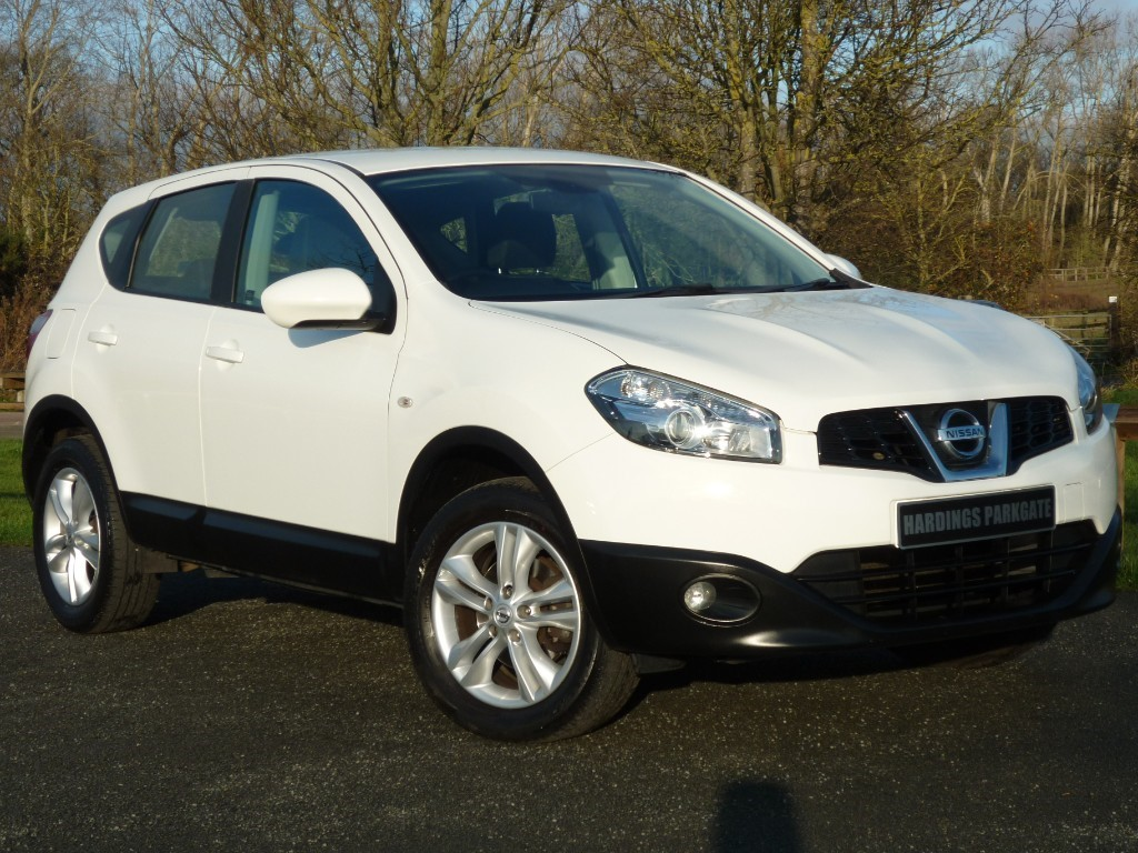 used Nissan Qashqai ACENTA in wirral-cheshire