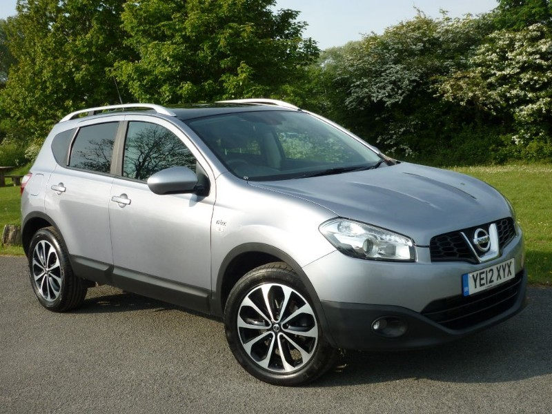 used Nissan Qashqai N-TEC DCI in wirral-cheshire
