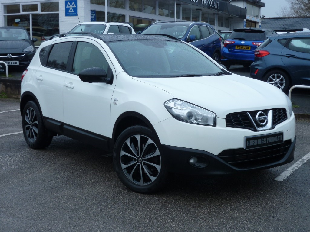 used Nissan Qashqai DCI 360 WITH 2 YEARS FREE SERVICING* used cars in wirral-cheshire