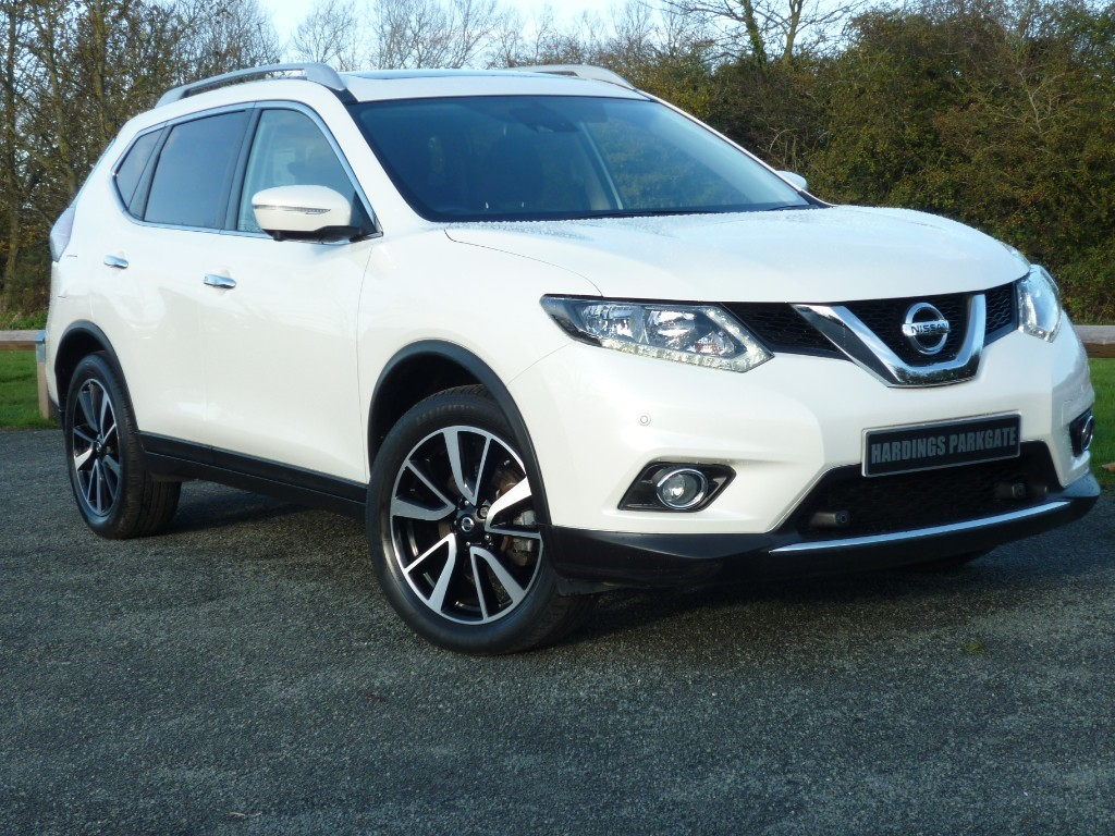 used Nissan X-Trail DCI N-TEC 4WD [7-SEAT] in wirral-cheshire