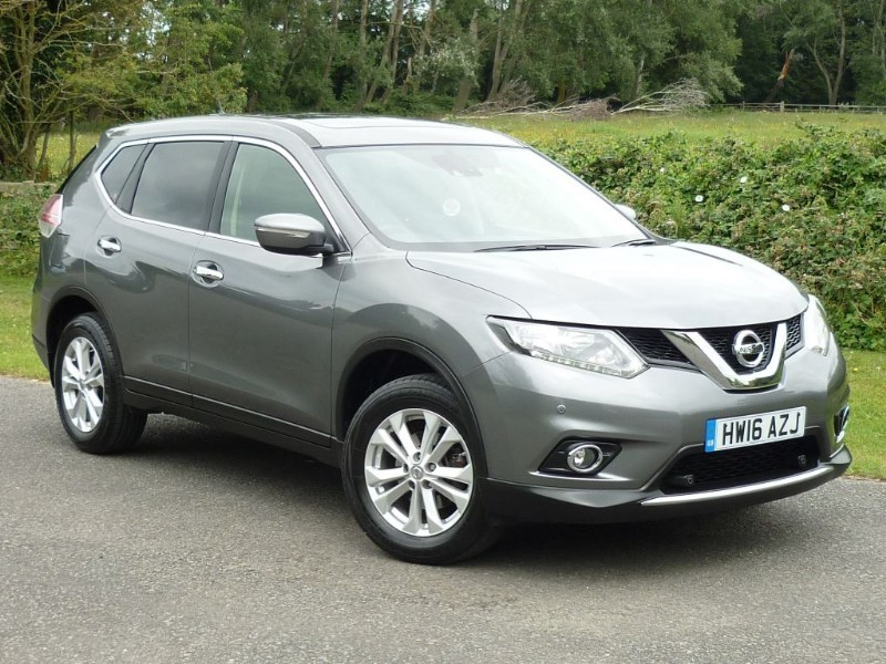 used Nissan X-Trail DCI ACENTA [SMART VISION] WITH 1 YEAR AA MEMBERSHIP** in wirral-cheshire