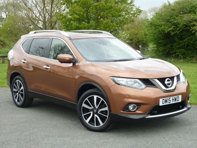 used Nissan X-Trail DCI N-TEC [7-SEAT] XTRONIC AUTO WITH 1 YEAR AA MEMBERSHIP** in wirral-cheshire