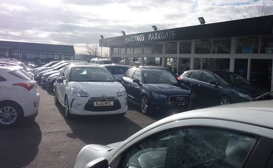 used Peugeot 108 ACTIVE TOP CONVERTIBLE in wirral-cheshire