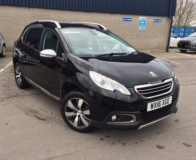 used Peugeot 2008 BLUE HDI ALLURE in wirral-cheshire