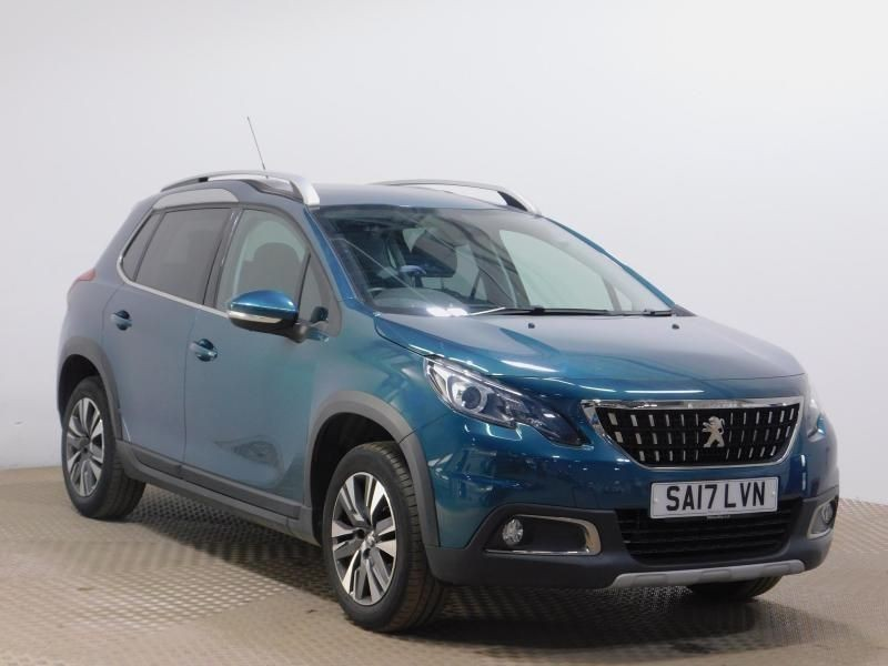 used Peugeot 2008 ALLURE in wirral-cheshire