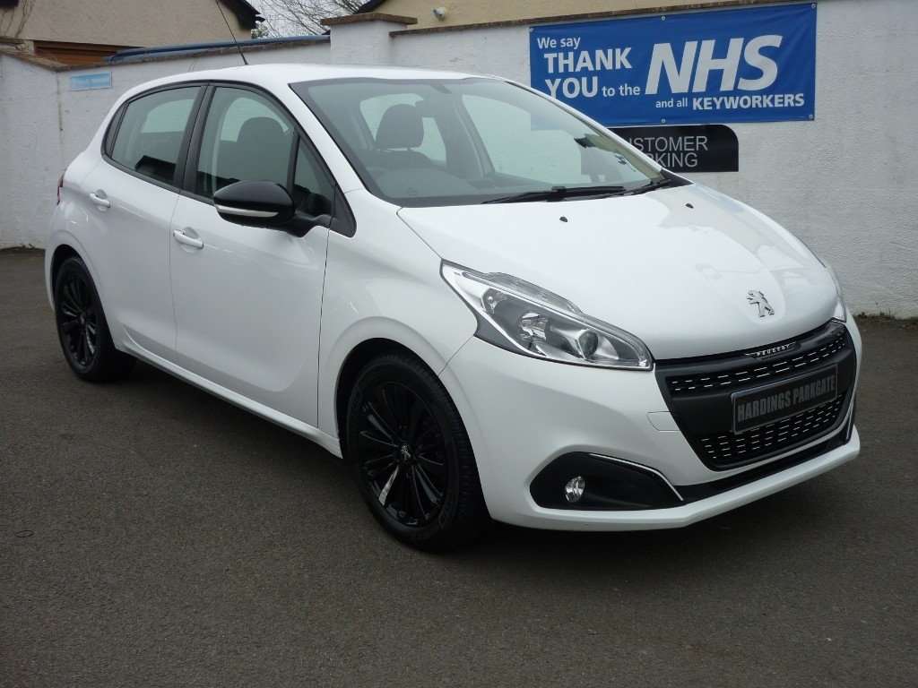 used Peugeot 208 ACTIVE WITH 2 YEARS FREE SERVICING* in wirral-cheshire