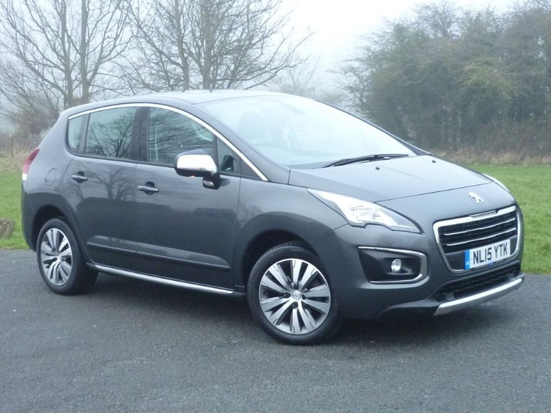used Peugeot 3008 HDI ACTIVE WITH 1 YEAR AA BREAKDOWN** in wirral-cheshire