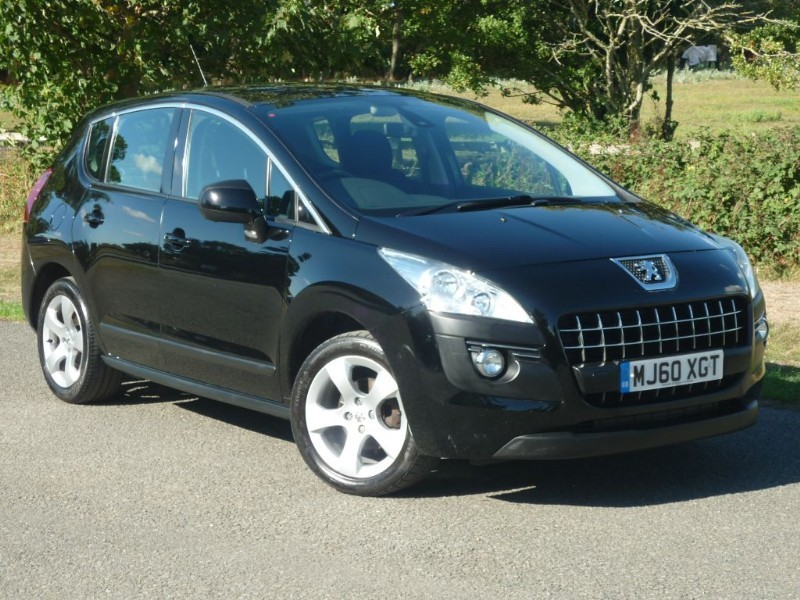 used Peugeot 3008 SPORT HDI in wirral-cheshire