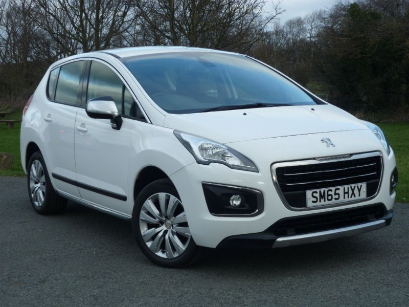 used Peugeot 3008 BLUE HDI S/S ACTIVE in wirral-cheshire