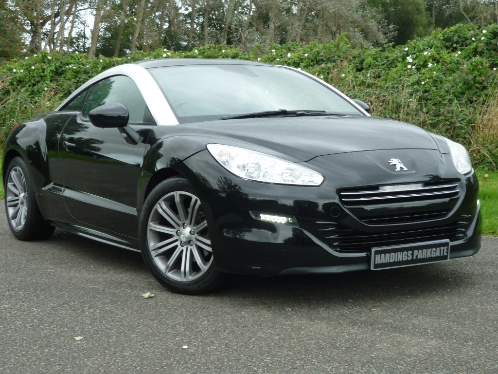 used Peugeot RCZ THP SPORT AUTO in wirral-cheshire