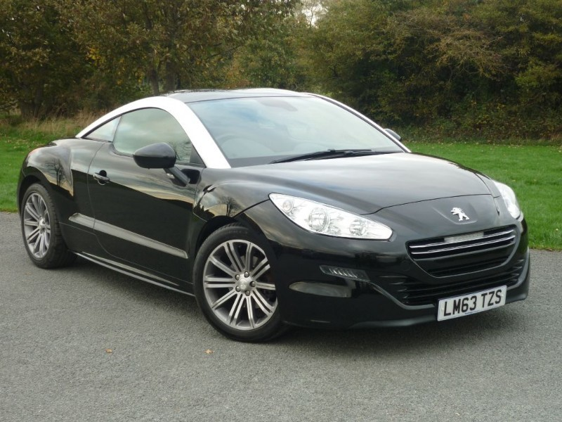 used Peugeot RCZ THP SPORT in wirral-cheshire
