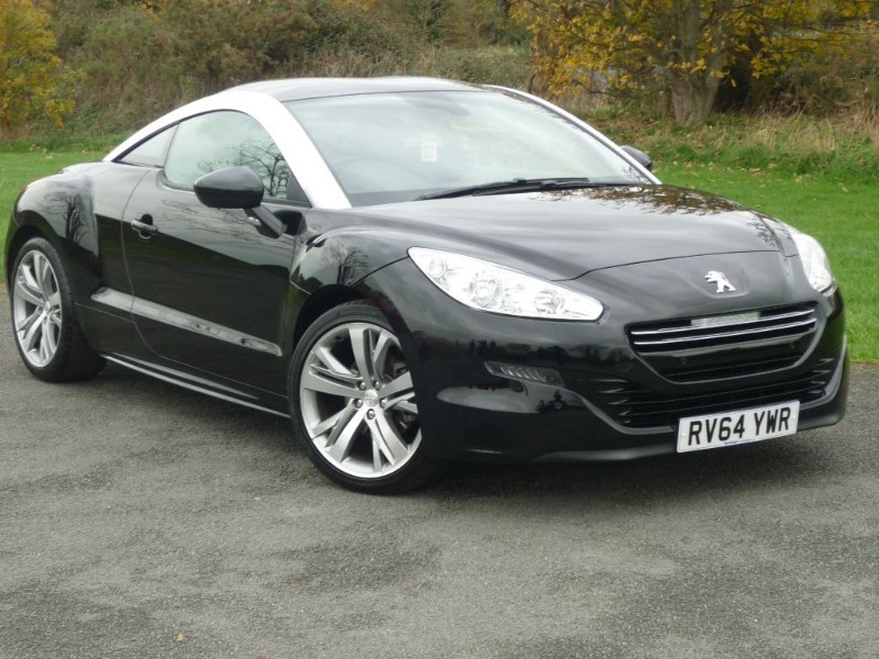 used Peugeot RCZ THP GT in wirral-cheshire