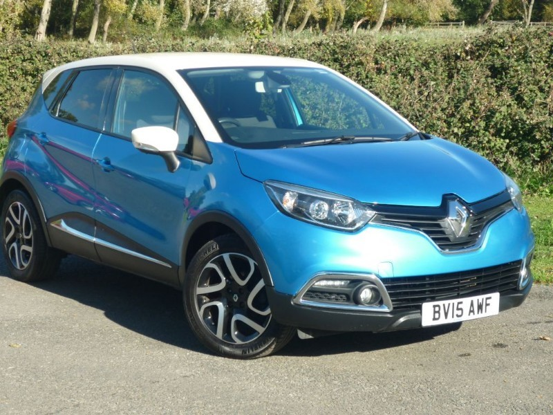 used Renault Captur DYNAMIQUE S NAV ENERGY TCE S/S in wirral-cheshire