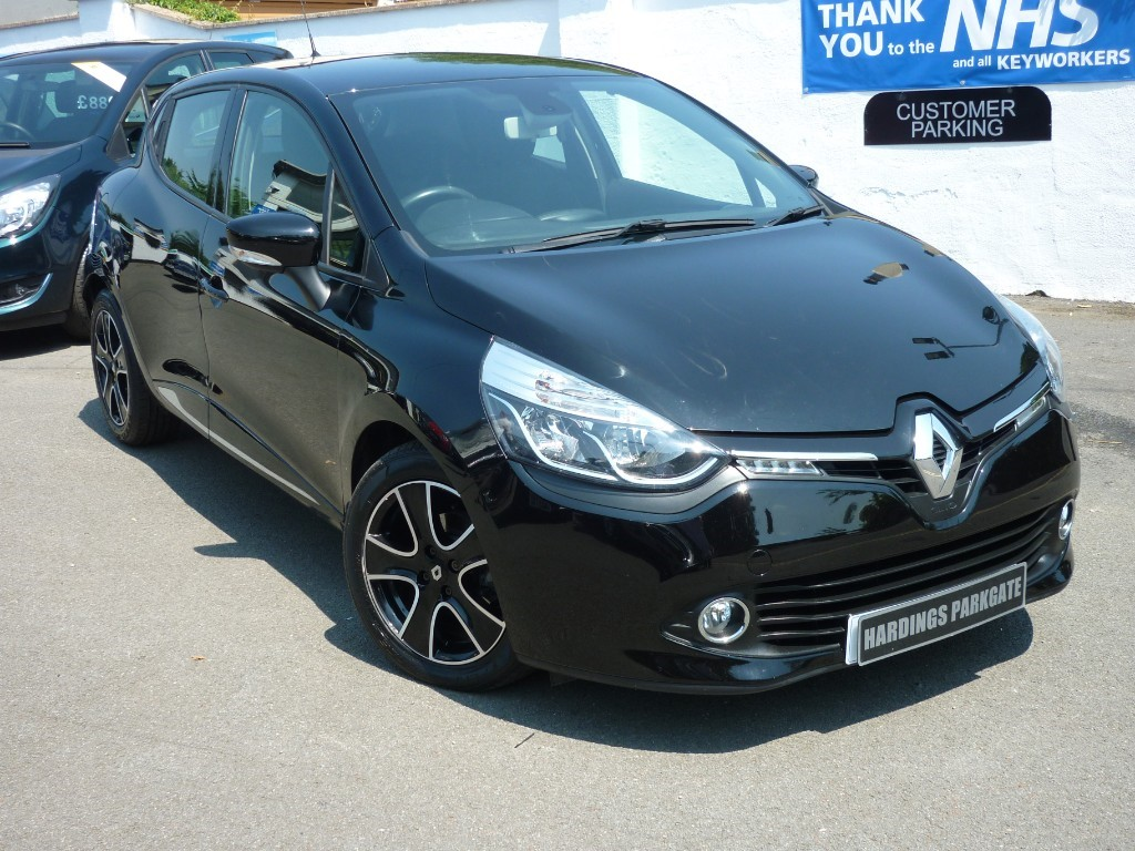 used Renault Clio DYNAMIQUE NAV DCI + AA WARRANTY used cars in wirral-cheshire