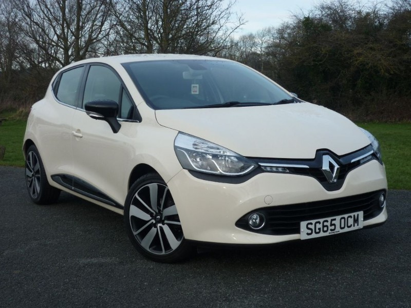 used Renault Clio DYNAMIQUE S MEDIANAV EDC AUTO in wirral-cheshire
