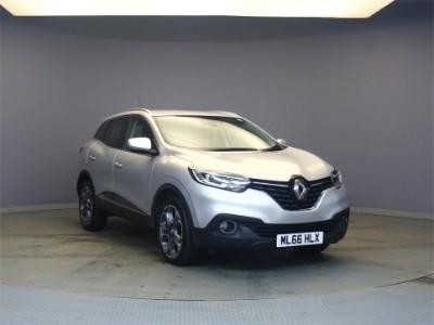 used Renault Kadjar DYNAMIQUE S NAV DCI in wirral-cheshire
