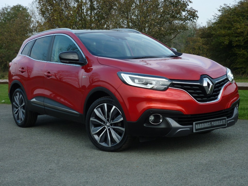 used Renault Kadjar SIGNATURE NAV DCI AUTO in wirral-cheshire