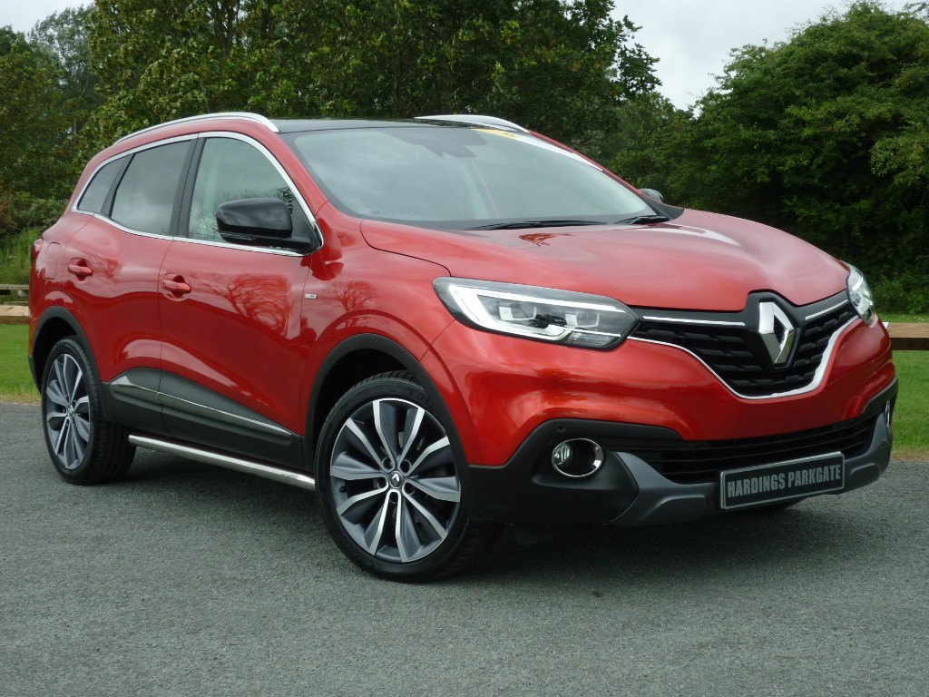 used Renault Kadjar SIGNATURE NAV DCI in wirral-cheshire